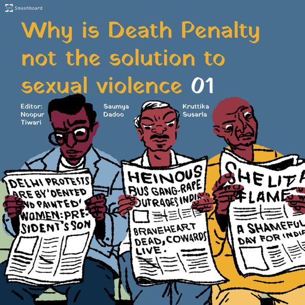 Saying No To Death Penalty- A Feminist Primer