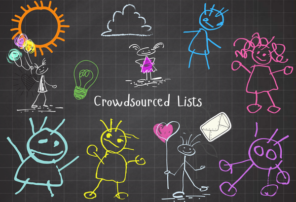 Crowdsourced Lists