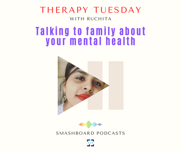 Therapy Tuesday- Podcast