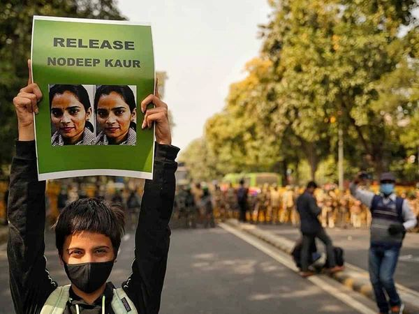 Staying Vigilant As Women Being Persecuted For Peaceful Dissent In India